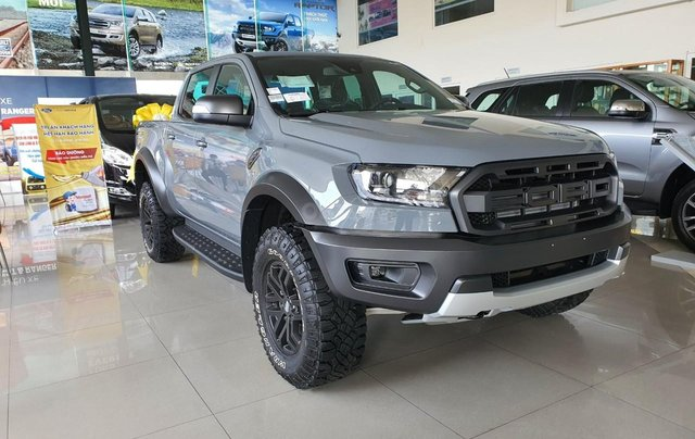 Ranger Raptor New 2020 giá siêu tốt - giảm tiền mặt - tặng phụ kiện chính hãng - 360 triệu nhận xe1