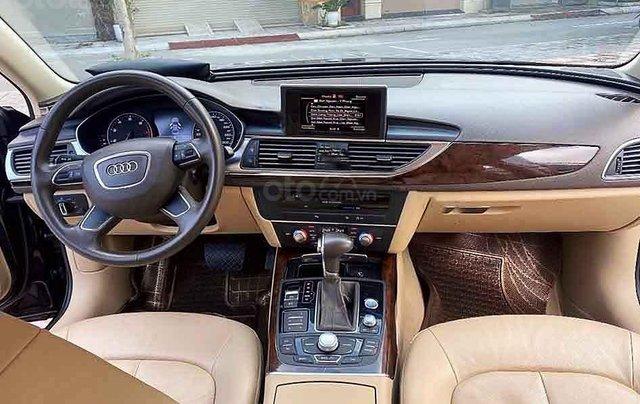 Bán Audi A6 2.0 sản xuất năm 2013, màu đen, nhập khẩu nguyên chiếc, giá tốt5