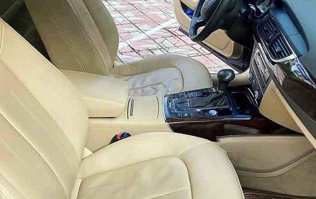 Bán Audi A6 2.0 sản xuất năm 2013, màu đen, nhập khẩu nguyên chiếc, giá tốt1