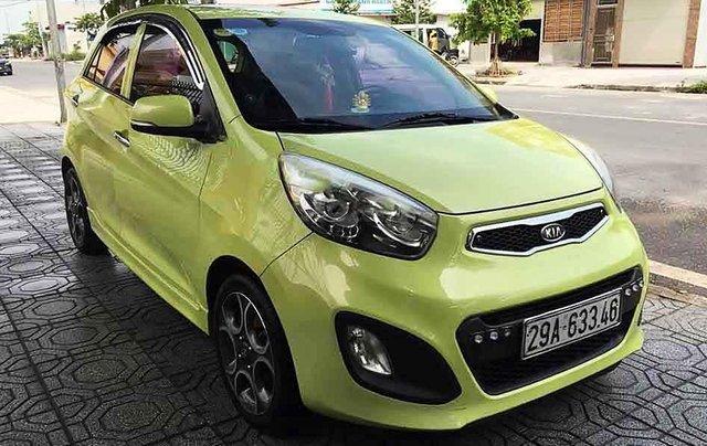 Bán Kia Morning sản xuất 2011, nhập khẩu nguyên chiếc, giá 225tr3
