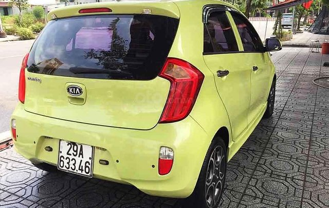 Bán Kia Morning sản xuất 2011, nhập khẩu nguyên chiếc, giá 225tr2
