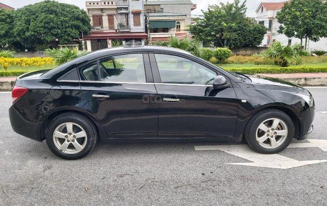 Bán Chevrolet Cruze sản xuất năm 2012, màu đen còn mới giá siêu rẻ5