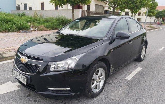 Bán Chevrolet Cruze sản xuất năm 2012, màu đen còn mới giá siêu rẻ0