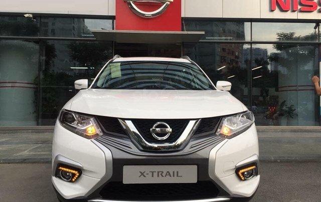 Nissan X-Trail 2020 new - giá cạnh tranh0