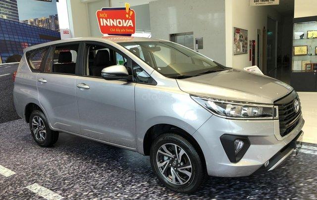 Toyota Tân Cảng bán Toyota Innova 2.0E 2021 - tặng gói bảo dưỡng 3 năm trị giá 19,5 trđ - trả góp chỉ với 200trđ1