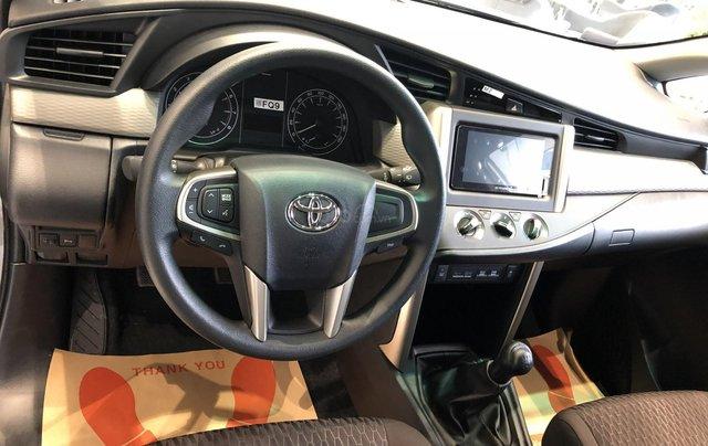 Toyota Tân Cảng bán Toyota Innova 2.0E 2021 - tặng gói bảo dưỡng 3 năm trị giá 19,5 trđ - trả góp chỉ với 200trđ7