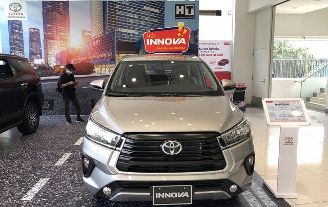 Toyota Tân Cảng bán Toyota Innova 2.0E 2021 - tặng gói bảo dưỡng 3 năm trị giá 19,5 trđ - trả góp chỉ với 200trđ10