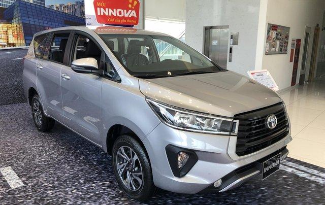 Toyota Tân Cảng bán Toyota Innova 2.0E 2021 - tặng gói bảo dưỡng 3 năm trị giá 19,5 trđ - trả góp chỉ với 200trđ11