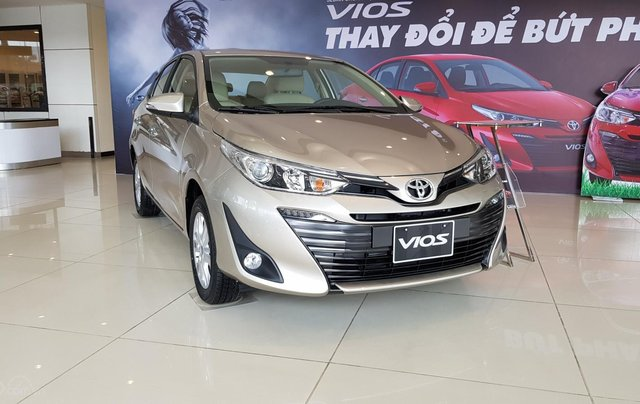 Bán xe Toyota Vios 2020, mới full option1