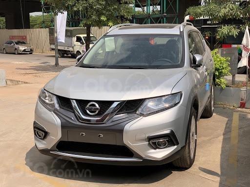Nissan Xtrail 2020, ưu đãi hấp dẫn trong tháng khi mua xe2