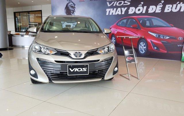 Bán xe Toyota Vios 2020, mới full option2