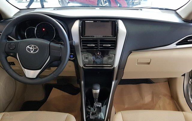 Bán xe Toyota Vios 2020, mới full option5