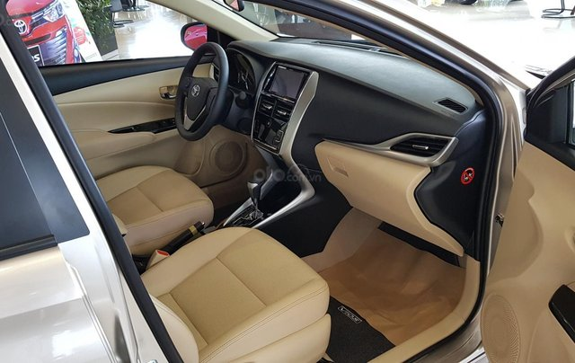 Bán xe Toyota Vios 2020, mới full option6