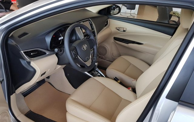 Bán xe Toyota Vios 2020, mới full option8