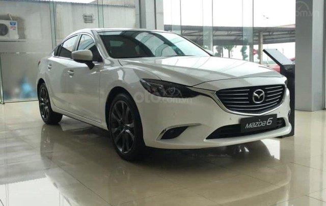 Mazda 6 2019 - còn duy nhất 1 chiếc - ưu đãi khủng - hỗ trợ vay 90% - xe giao ngay1