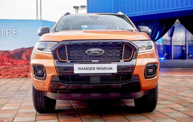 [Siêu khuyến mãi] Ford Ranger Wildtrack 2020 mới giảm ngay 45 triệu tiền mặt, giá tốt nhất miền Nam, đủ màu giao ngay1