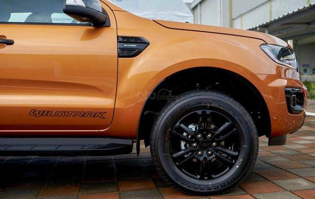 [Siêu khuyến mãi] Ford Ranger Wildtrack 2020 mới giảm ngay 45 triệu tiền mặt, giá tốt nhất miền Nam, đủ màu giao ngay4