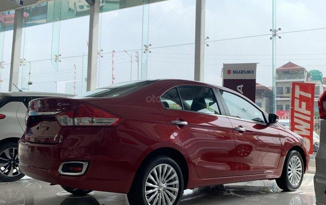 Cần bán xe Suzuki Ciaz 2020, màu đỏ, giá cực tốt1