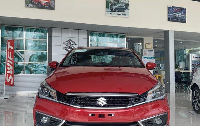 Cần bán xe Suzuki Ciaz 2020, màu đỏ, giá cực tốt0