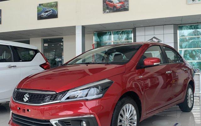 Cần bán xe Suzuki Ciaz 2020, màu đỏ, giá cực tốt2