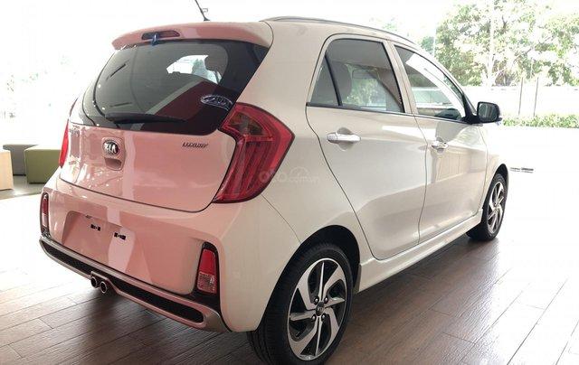 Rao bán xe Kia Morning AT Luxury, màu trắng2