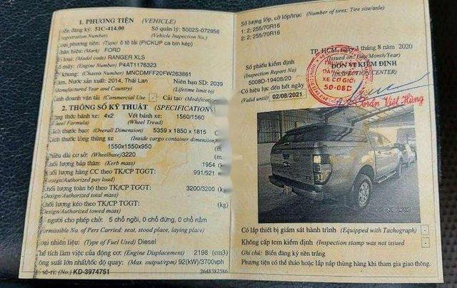 Bán Ford Ranger sản xuất năm 2014, xe nhập, giá chỉ 380 triệu5