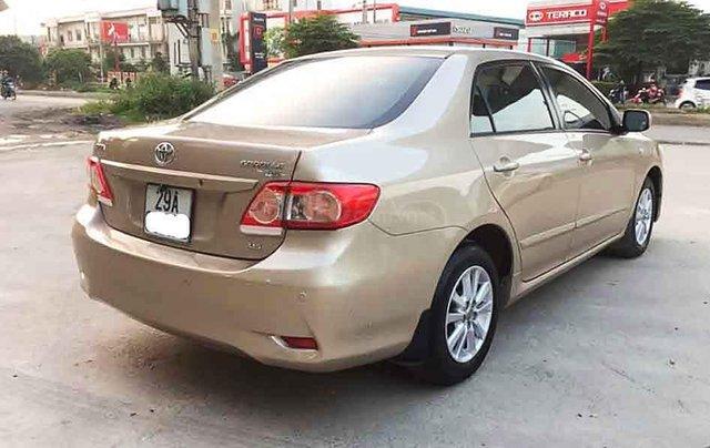 Bán Toyota Corolla XLI 1.6AT năm 2010, nhập khẩu, giá 425tr3