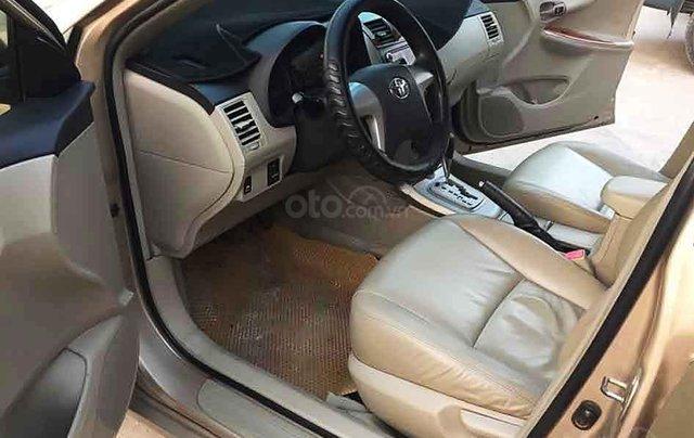 Bán Toyota Corolla XLI 1.6AT năm 2010, nhập khẩu, giá 425tr2