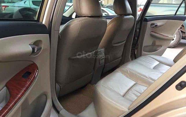 Bán Toyota Corolla XLI 1.6AT năm 2010, nhập khẩu, giá 425tr1