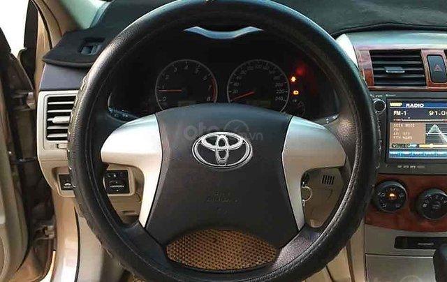 Bán Toyota Corolla XLI 1.6AT năm 2010, nhập khẩu, giá 425tr4