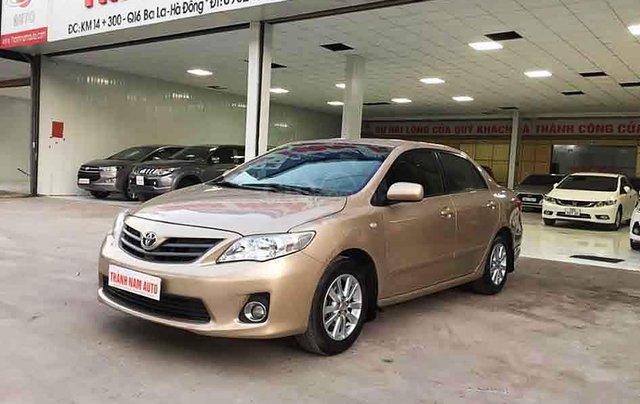 Bán Toyota Corolla XLI 1.6AT năm 2010, nhập khẩu, giá 425tr0