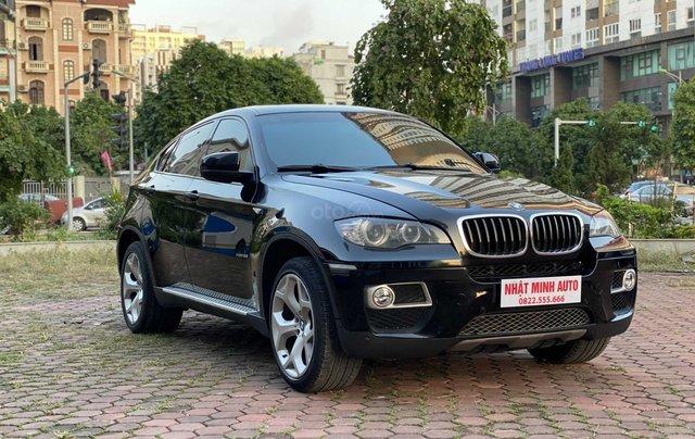Cần bán BMW X6 năm 2008 full đồ chơi, xe đại chất0