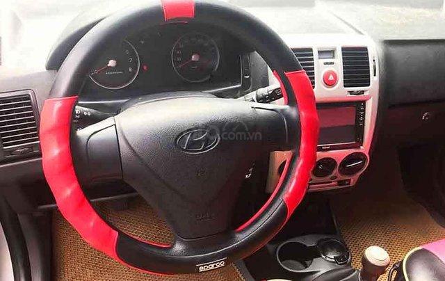 Bán xe Hyundai Getz 1.1 MT sản xuất năm 2010, màu bạc, xe nhập3