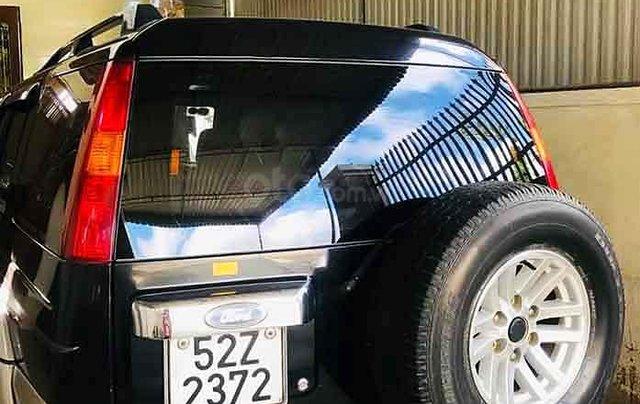 Bán xe Ford Everest sản xuất năm 2006, màu đen, nhập khẩu nguyên chiếc chính chủ2