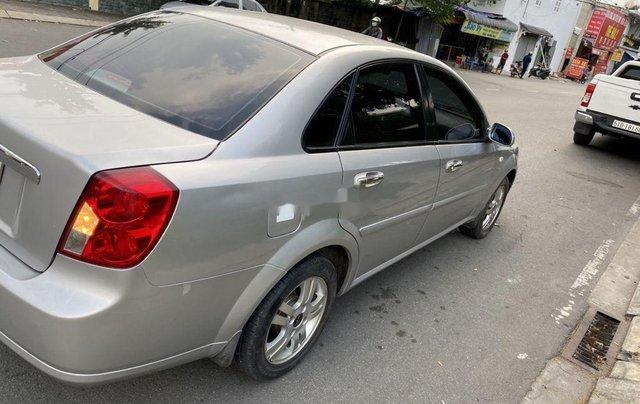 Bán ô tô Daewoo Lacetti đời 2008, màu bạc4