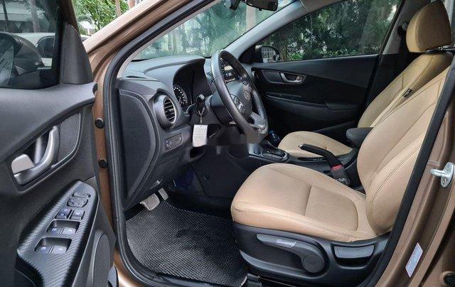 Bán Hyundai Kona năm sản xuất 2019, màu nâu, 605tr6