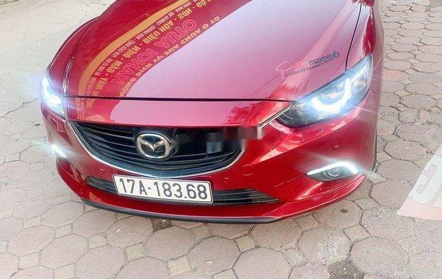 Cần bán xe Mazda 6 sản xuất 2014, xe nhập, giá thấp0