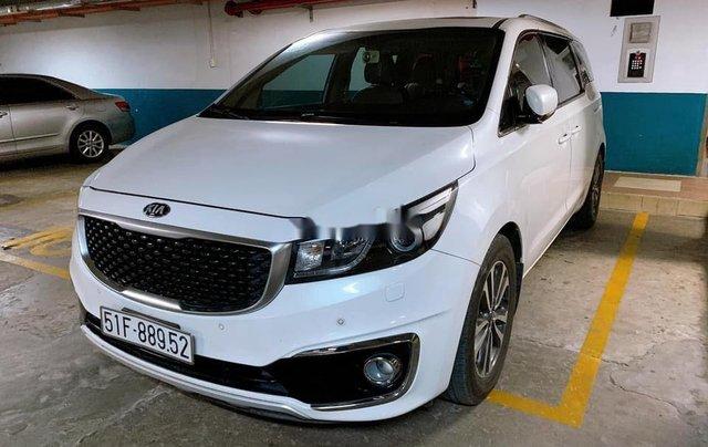 Bán Kia Sedona sản xuất 2016, màu trắng2