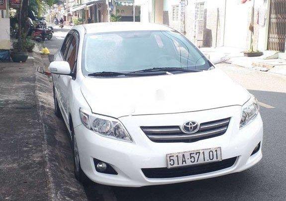 Bán Toyota Corolla Altis sản xuất năm 2010, màu trắng, giá chỉ 348 triệu4