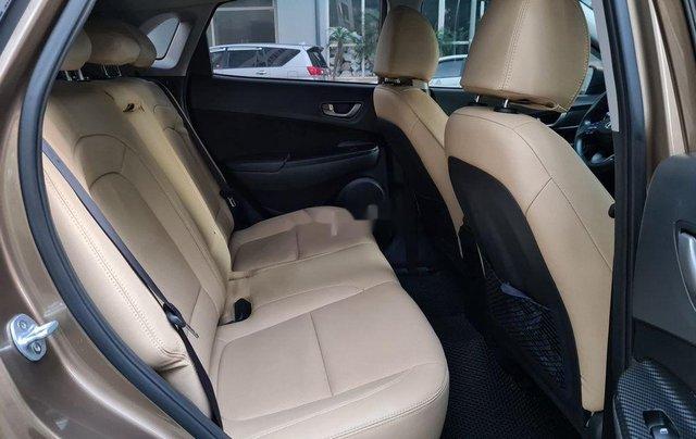 Bán Hyundai Kona năm sản xuất 2019, màu nâu, 605tr7