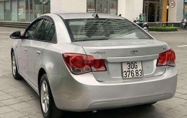 Bán Daewoo Lacetti 2009, màu bạc, nhập khẩu nguyên chiếc, giá 220tr3