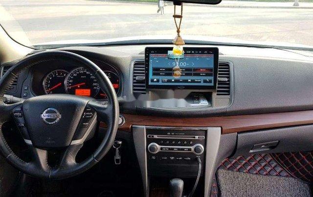 Cần bán xe Nissan Teana sản xuất 2010, màu trắng, nhập khẩu, giá 416tr7