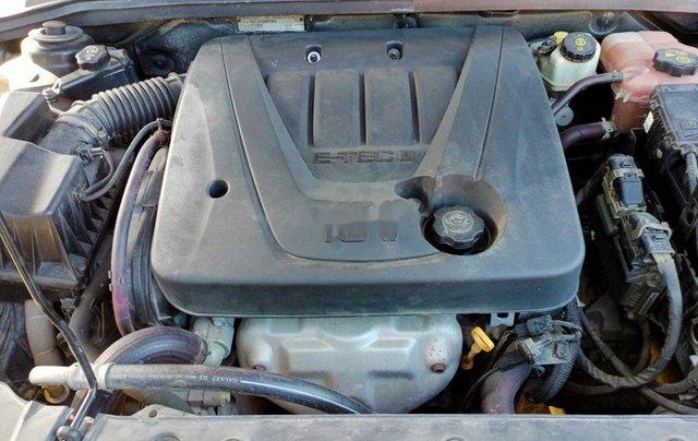 Bán xe Chevrolet Cruze 2010, màu đen xe gia đình, giá 235tr3