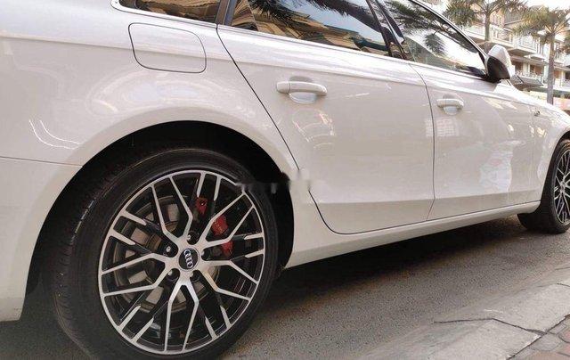 Bán Audi A4 đời 2013, màu trắng, xe nhập1