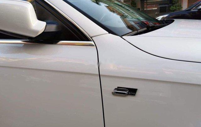 Bán Audi A4 đời 2013, màu trắng, xe nhập3