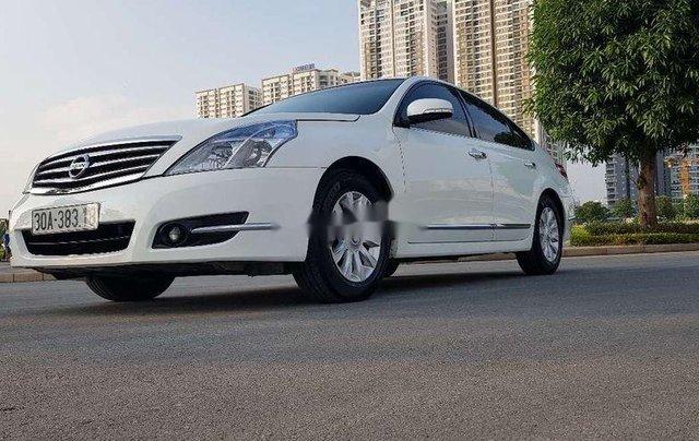 Bán ô tô Nissan Teana sản xuất năm 2011, màu trắng, xe nhập chính chủ2