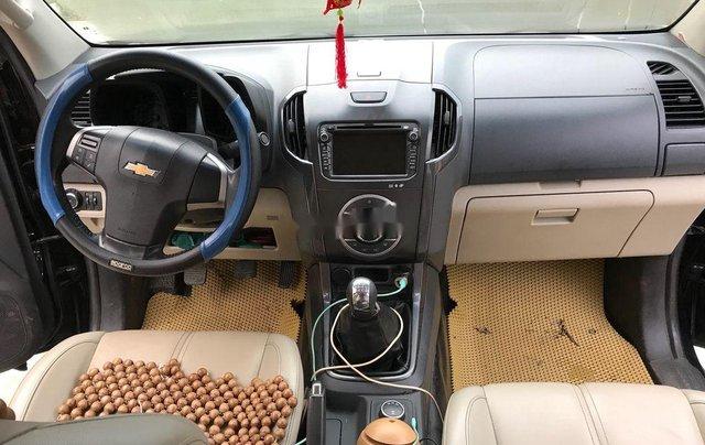 Cần bán lại xe Chevrolet Colorado 2016, màu đen, nhập khẩu11