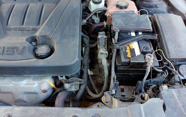 Bán xe Chevrolet Cruze 2010, màu đen xe gia đình, giá 235tr4