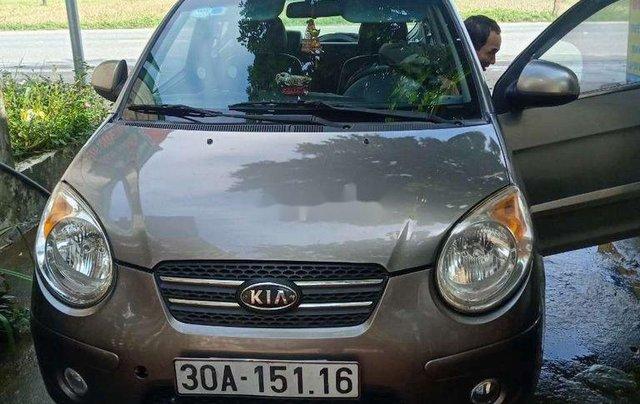 Cần bán lại xe Kia Morning 2010, 120tr0