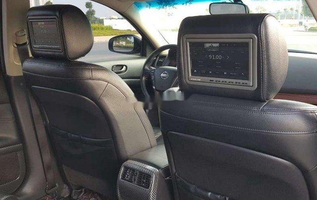 Cần bán xe Nissan Teana sản xuất 2010, màu trắng, nhập khẩu, giá 416tr6